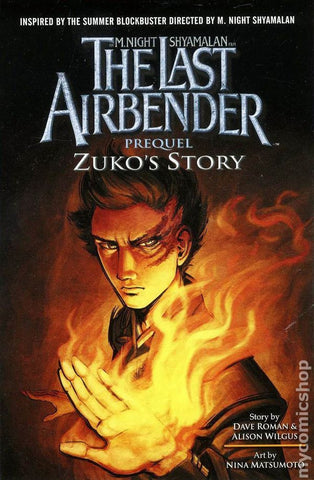 Avatar the Last Airbender - Movie Prequel Zuko's Story TP