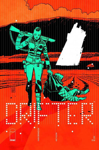 Drifter - Issue #1 COVER C BY CHIANG