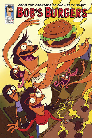 Bobs Burgers - Issue #1