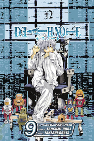Death Note - Manga Volume 009
