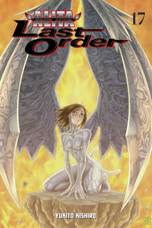 Battle Angel Alita: Last Order - Manga Volume 017