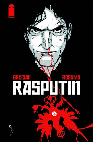 Rasputin - Issue #1 Cover A Rossmo