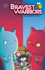 Bravest Warriors - Issue #25 Cover A