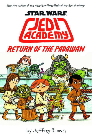 Star Wars - Jedi Academy - VOL 2 Return of the Padawan HC