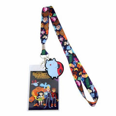 Bravest Warriors - Assorted Characters Lanyard Key Chain