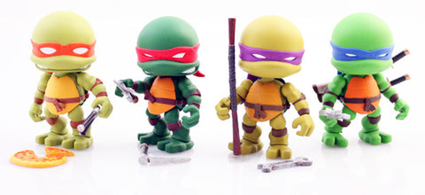TMNT - Blind Box Figures