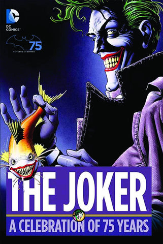 Joker, The - A Celebration of 75 Years HC