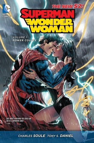 Superman Wonder Woman - New 52 Vol 1 Power Couple HC