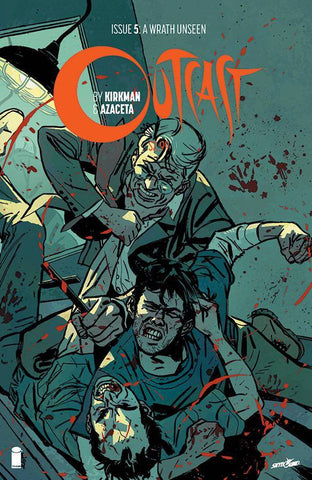 Outcast - Issue #5