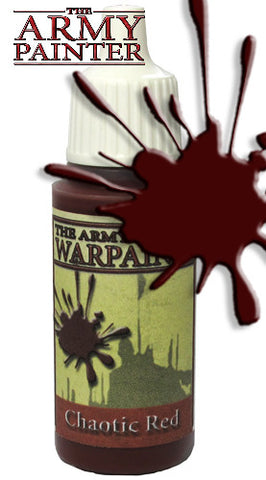 Army Painter - Warpaints Chaotic Red 18ml