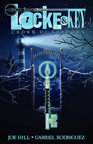 Locke & Key: Vol 03 - Crown of Shadows TP