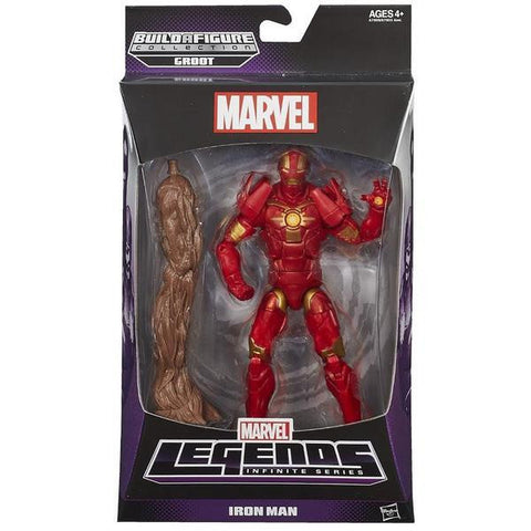 Guardians of the Galaxy - Marvel Legends Action Figures - Iron Man