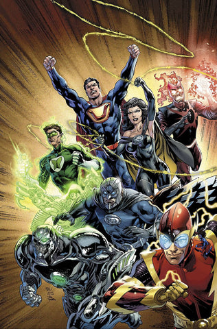 Justice League - Forever Heroes VOL 05 HC N52