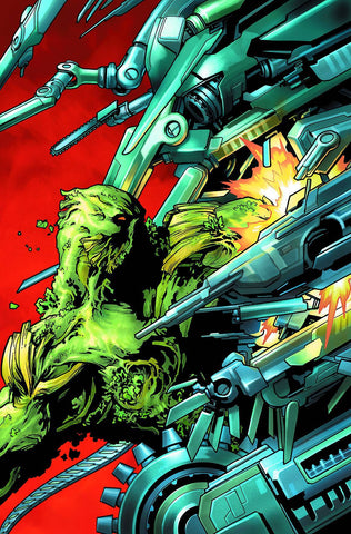 Swamp Thing - New 52 Issue #35