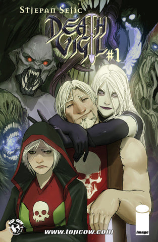 Death Vigil - Issue #1 (of 8)