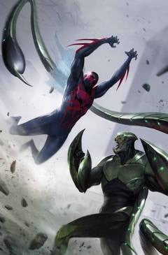 Spider-Man 2099 - Issue #4
