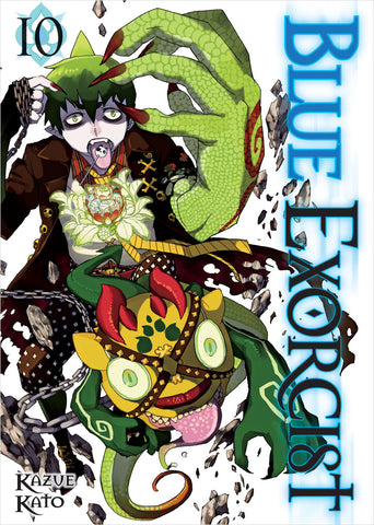 Blue Exorcist - Manga Volume 010