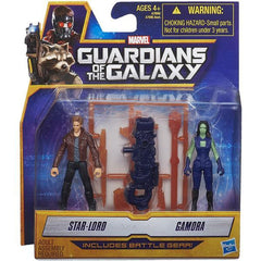 Guardians of the Galaxy - 2-Pack Figures Star-Lord and Gamora
