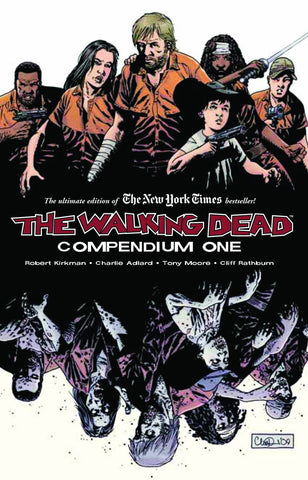 Walking Dead, The - Comic Book Compendium 001