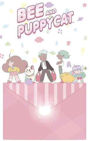 BEE AND PUPPYCAT #4 MAIN COVERS