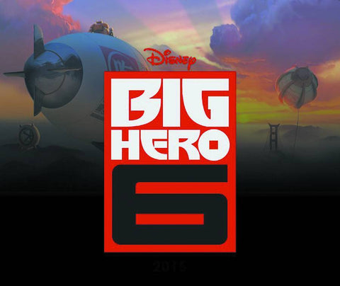 Big Hero 6 - Art of Big Hero 6 HC