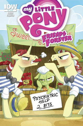 My Little Pony - Friends Forever Comic Issue #9