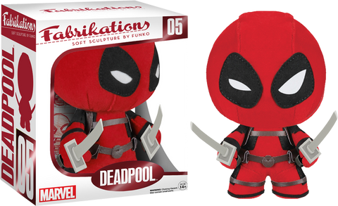 Deadpool - Fabrikations Plush