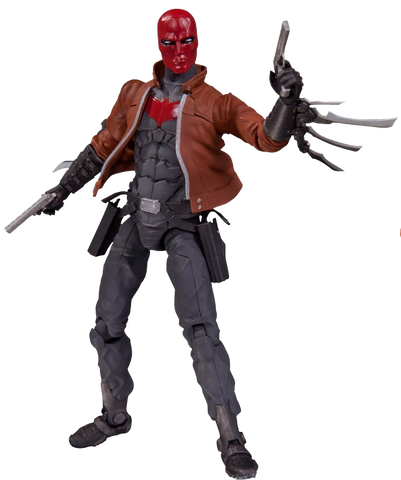 DC New 52 - Red Hood Action Figure