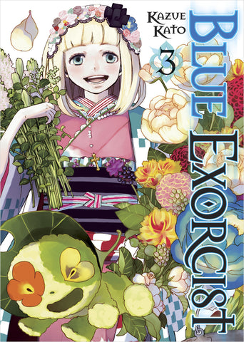 Blue Exorcist - Manga Volume 003