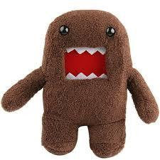 Domo - Brown 18cm Plush