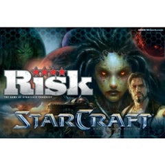 Starcraft - Risk Board Game