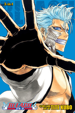 Bleach - Manga 3-in-1 Vol 008 (001-003)