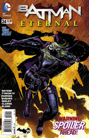 Batman Eternal - Comic Issue #24
