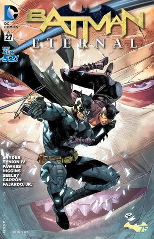 Batman Eternal - New 52 Issue #27