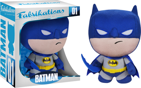 Batman - Batman Fabrikations Plush