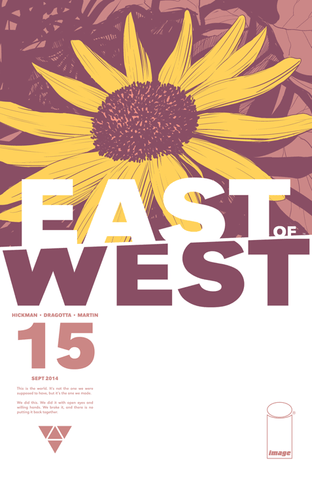 East of West - Comic Issue #15