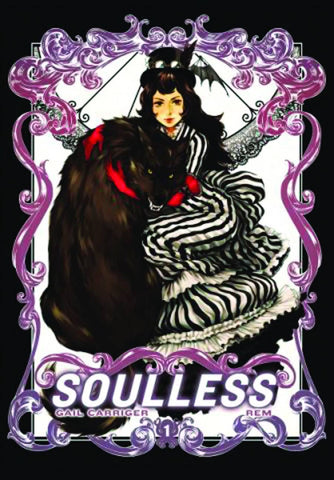 Soulless - Manga Volume 001