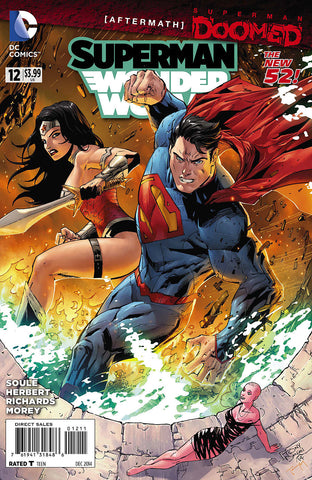 Superman Wonder Woman - New 52 Issue #12