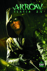 Arrow - Season 2.5 Issue #2