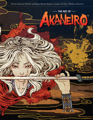 Akaneiro - The Art of Akaneiro (HC)