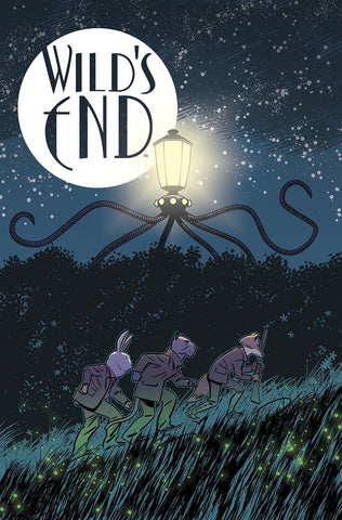 Wild's End - Issue #1