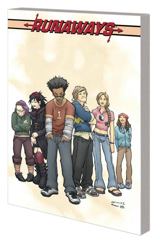 Runaways - The Complete Collection VOL 01 TP