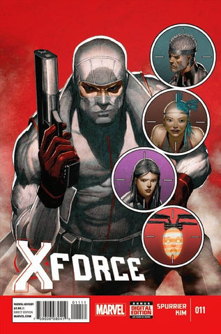 X-Force - Issue #011