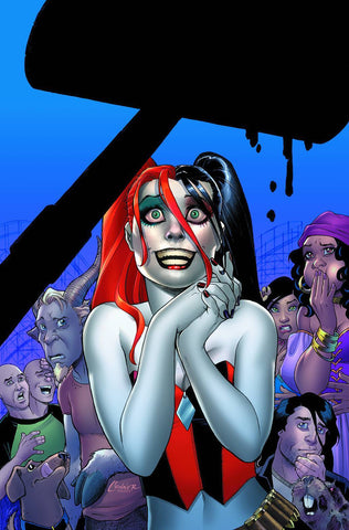 Harley Quinn - N52 Comic Issue #8