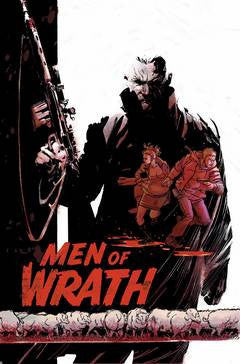 Men of Wrath - Issue #1