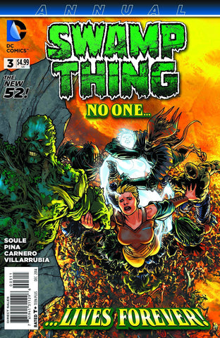 Swamp Thing - Annual Issue #3