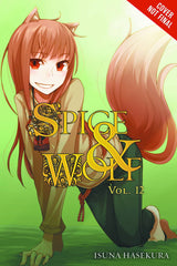 Spice and Wolf - Novel Vol 012