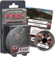 Star Wars - X-Wing Miniatures Game E-Wing Expansion Pack