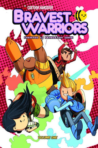 Bravest Warriors - Vol 1 TP