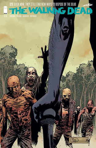 Walking Dead, The - Issue #129